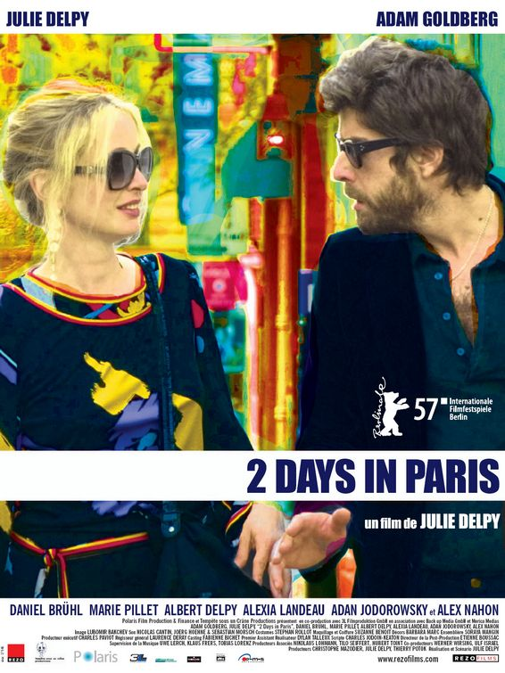 I Love French Movies2 Days in Paris (2 Jours) (2007)
